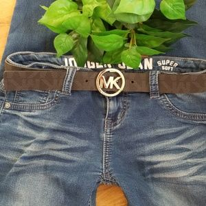 🍀MK MICHAEL KORS AWESOME BELT!
